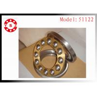Buy Genuine 51122 Thrust Ball Bearing  For Crane Hook Machine Smooth Rolling at wholesale prices