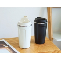 Quality 165x93cm 510ml 17 Ounce Stainless Steel Insulated Mug for sale