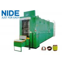 Quality 32 position Trickle Impregnation Machine / Automatic stator varnish machine for sale