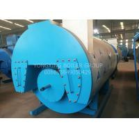 China 4T Heating Output Hotel Fire Tube Hot Water Boiler / High Efficiency Hot Water Boiler on sale