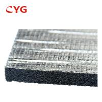 Quality Waterproof Low Density Xlpe HVAC Insulation Foam Fire Retardant 100% Closed Cell for sale