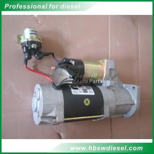 Quality Cummins 6BT5.9 / QSB diesel engine 38MT 24V 10T Motor starter 3965282 = 19026032 for excavator for sale