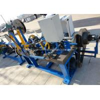 Quality Express Way Twisted Barbed Wire Making Machine For Hot Dipped Galvanized Wire for sale