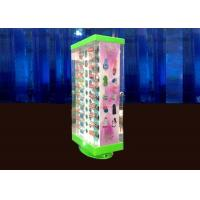 Quality Rotary Electronic Pedestal Acrylic Display Stands With LED Lighting , Eco Friendly for sale