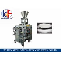 Quality KEFAI PLC control with servo driving Automatic 1kg sugar packing machine for sale