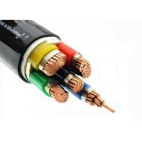 Quality Cu - Conductor 5 Core Heat Resistant Cable , LSZH Power Cables Unarmoured for sale