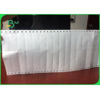 Quality Self Adhesive Tyvek Paper Customized 1025D For Barcode Label Printing for sale