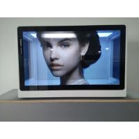 Quality Digital Transparent LCD Showcase 22 Inch Size Infrared / Capacitive Touch Screen for sale