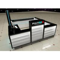 Quality High Glossy Cell Phone Store Fixtures Modern And Practical Function for sale