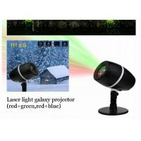 Quality Image Galaxy Laser Light Projector 110v 10 Watt 180 Degree Adjustable Angle for sale