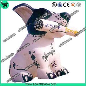 Quality Inflatable Dog Cartoon,Inflatable Dog Animal, Customized Inflatable Dog for sale