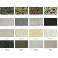 Buy Silestone Caesar Solid Stone Countertops Kitchen Cabinet 95 Up Polish Degree at wholesale prices