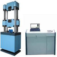 Quality 1000 KN Tensile Strength Testing Machine Electro Hydraulic Servo For Metals for sale