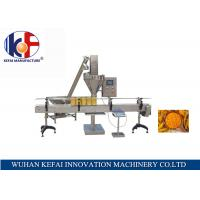 Buy cheap 110 v 220v powder filler injectable dry powder filling machine from wholesalers
