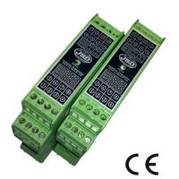 Quality two-wire 4-20mA isolation transmitter(DIN35 rail mounting) for sale