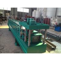 Buy cheap Metal C And Z Purlin Roll Forming Machine / Cold Roll Forming Machine from wholesalers