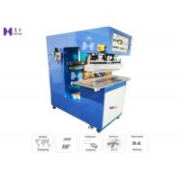 Quality PVC Coated Fabric Welding Machine / High Frequency Welding Equipment Weld Area 50×50×900 MM for sale