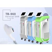 Quality 300000 Shots IPL SHR Hair Removal Machine For Skin Rejunvation / Hair Reduction for sale