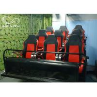 Quality VR Dynamic 5d 6d 7d Truck Mobile Cinema With Trailer Or Cabin And Wheels for sale