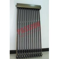 Quality Professional U Pipe Pressurized Solar Collector For Room Heating 15 Tubes for sale