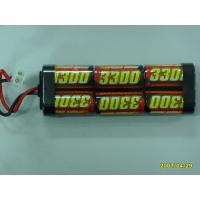 Quality R/C Car NIMH Rechargeable Batteries SC3300mAh 7.2V , Lithium Battery Pack for sale