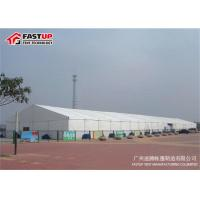 Quality Flame Retardant 30x40 Party Tent , Heated Wedding Tents Customized Color for sale