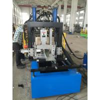 China Steel Purlin Roll Forming Machine Cold C Z Shape Roof Purlin for Workshop on sale
