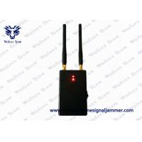 China 100 Meters Portable High power 315MHz 433MHz Car Remote Control Jammer on sale