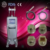China 100~600ms duration fast thermage cpt microneedle rf thermage equipment for sale on sale