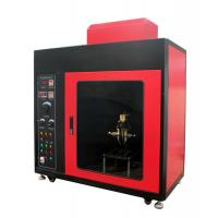 Quality Flammability Test Apparatus , Tracking Index Tester For Evaluating Leakage Resistance for sale
