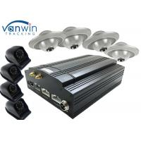 Quality Economical  720P 8CH AHD HDD Mobile DVR with 2TB Hard Disk and 960P cameras for sale