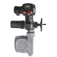 Buy cheap Non - Intrusion Intelligent Electric Actuator For Pinch Valve , Motorized Valve from wholesalers