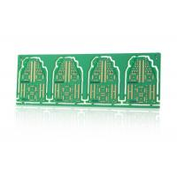 Buy Custom Green Double Sided Printed Circuit Boards for Electronic Controller at wholesale prices
