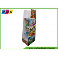 Quality Offset Printing Cardboard Retail Display Stands , Shinny Corrugated Pop Displays For Sky Bouncer FL177 for sale
