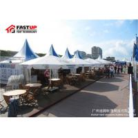 Quality High Reinforce Aluminum Pagoda Party Tent For Sprots Event Self Cleaning Ability for sale
