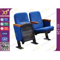 Buy cheap Merit Stackable Church Hall Chairs , Plastic Covering Auditorium Chairs from wholesalers