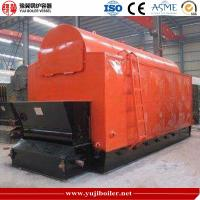 Quality Non Pollution Biomass Hot Water Boiler Long Durability Corrosion Resistant for sale