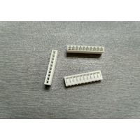 China Single Row PCB Board Connectors 2.00mm Pitch PA66 10 Pin B2011HV-NP on sale