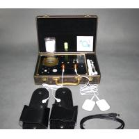 Quality Hot Seller quantum bio-electric body analyzer  with leg massager 34 Reports AH-Q4 for sale