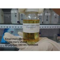 Quality Muscle Building Steroid Yellow Liquid Boldenone Undecylenate / Equipoise CAS 13103-34-9 for sale