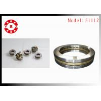 Quality 51112 Machinery Thrust Ball Bearing  Gcr15 Single Direction Abec-5 for sale