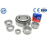 China Low Noise Stainless steel Sealed Tapered Roller Bearing 30212 d*D*T 60*110*24 on sale