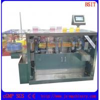 China China herbal medicine plastic ampoule bottle filing and sealing machine on sale