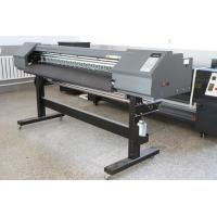 Quality High Speed 64'' Eco Solvent Inkjet Printer , 2880 Dip Solvent Based Printer for sale