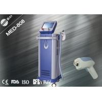 Quality 220V Vertical Diode Laser Hair Removal 808nm Hair Removal Gold Standard for sale