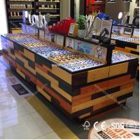 Quality cabinet glasses display stand,fm store fixture for sale