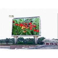 Buy RGB SMD LED Display Full Color Waterproof High Luminance For Commercial Advertising at wholesale prices