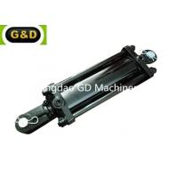 Quality Double Oil Port Tie Rod Hydraulic Cylinder HTR2524 for Auto Hoist for sale