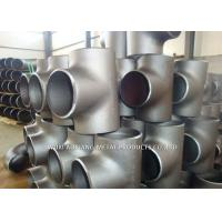 Quality ASME B16.9 Stainless Steel Pipe Fittings Butt - Welded Pipe Elbow Grade 304 for sale