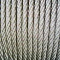 Quality Stainless Steel Wire Rope Stack, Available in Various AISI 304, AISI 316 for sale